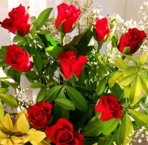 kwiaty dla dziewczyny